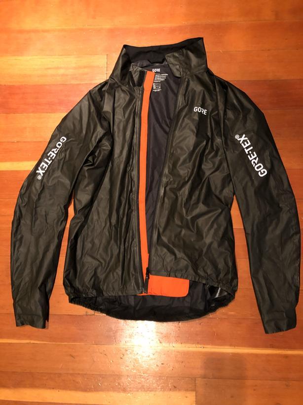 Gore C5 Gore-Tex Shakedry 1985 Jacket size large