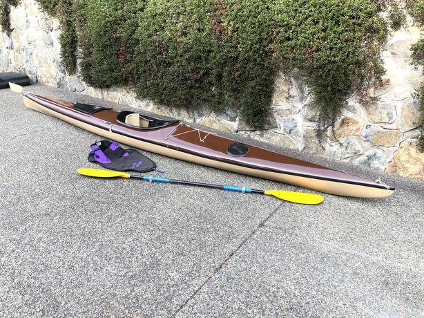 Original Sandpiper Ocean Kayak