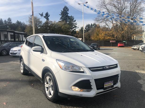 2015 Ford Escape SE All-Wheel-Drive