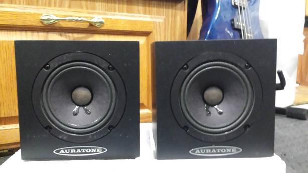 Auratone Super Sound Cubes