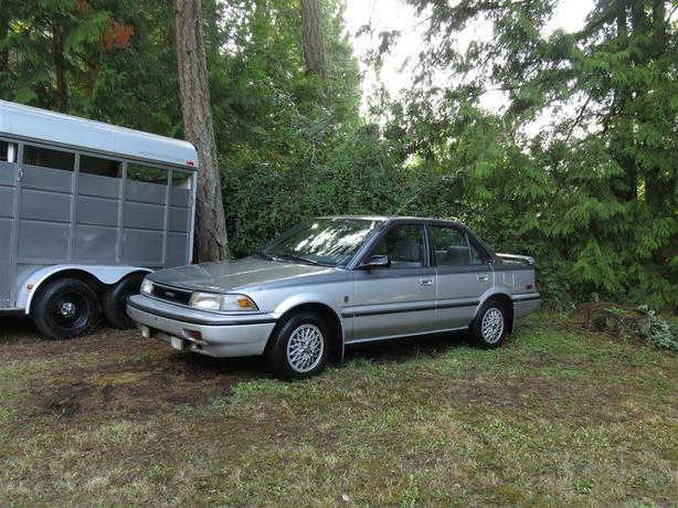 Toyota Corolla 25th Anniversary Edition - many new parts - price reduced