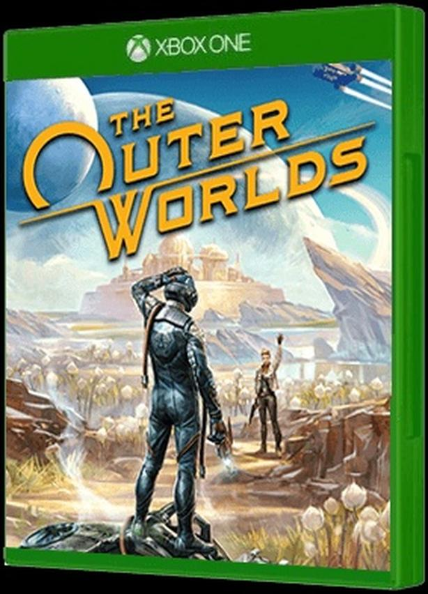 WANTED: Xbox One: The Outer Worlds