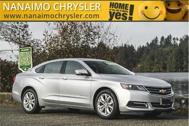 2019 Chevrolet Impala 1LT No Accidents Remote Start