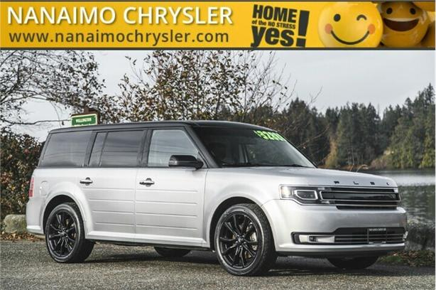 2019 Ford Flex Limited No Accidents Navigation