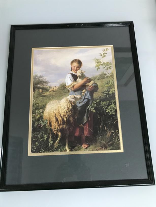 Hotner,  framed print