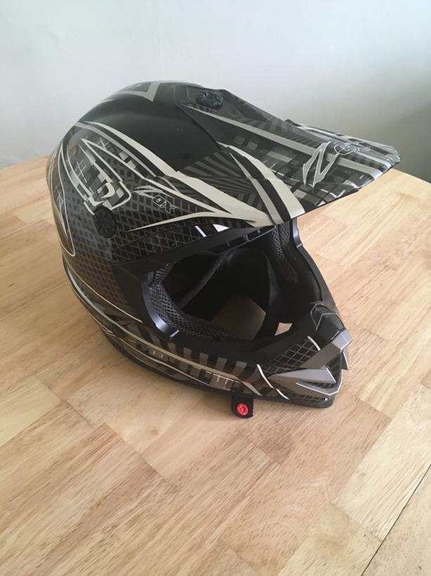 Motorcycle Helmet - New