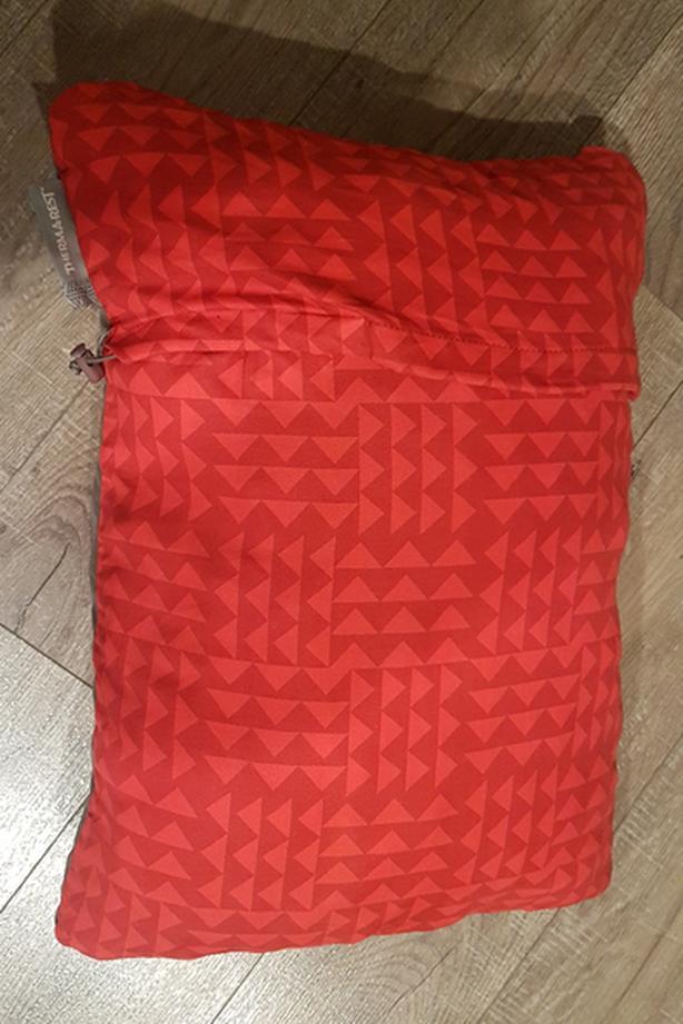 camping compact pillow