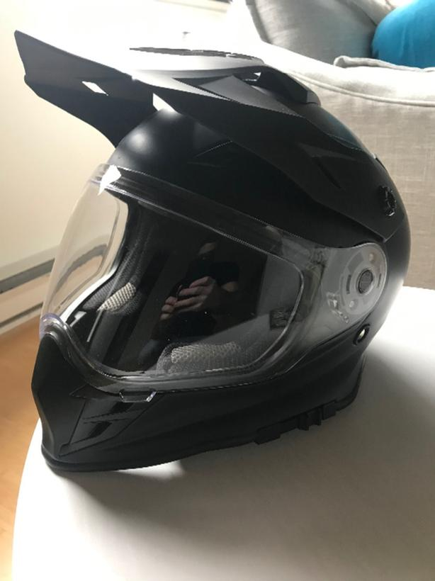 Joe Rocket Dual Sport Helmet