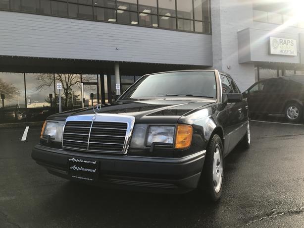 1991 Mercedes-Benz E300 COLLECTOR CONDITION, ALL ORIGINAL NO ACCIDENTS