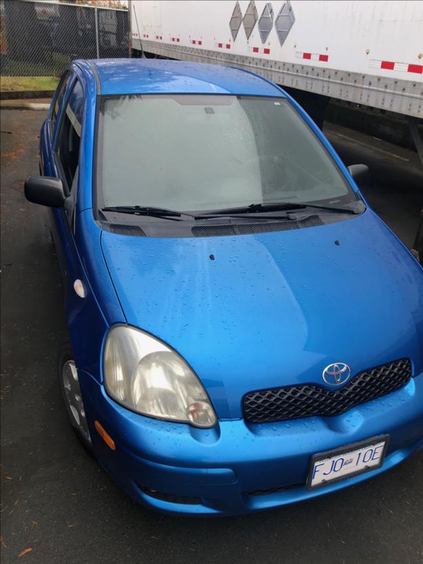 2005 Toyota ECHO Standard (Blue) $3000