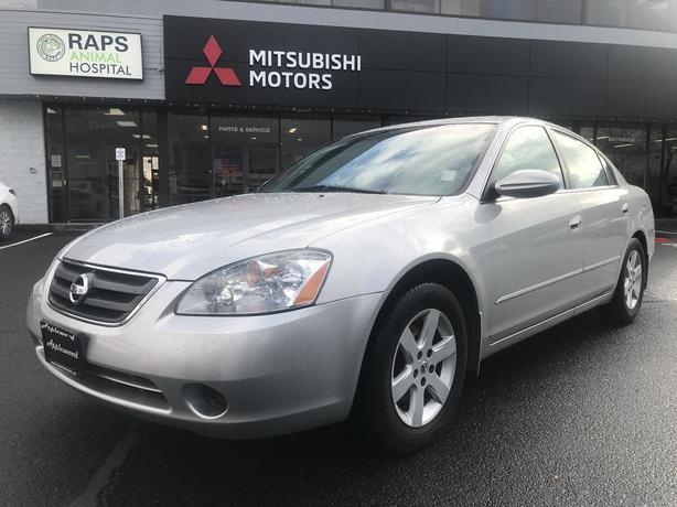 2004 Altima 2.5 S Sedan - 101,250 KM'S, NO ACCIDENTS, 2 SETS OF KEYS