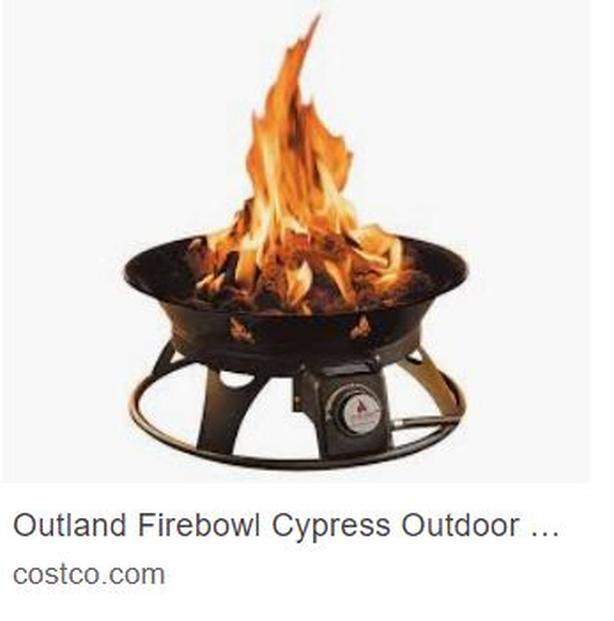 Outland Firebowl