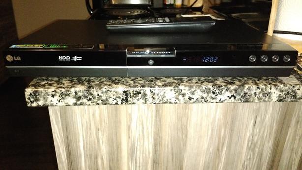LG RH387 HDD/DVD recorder