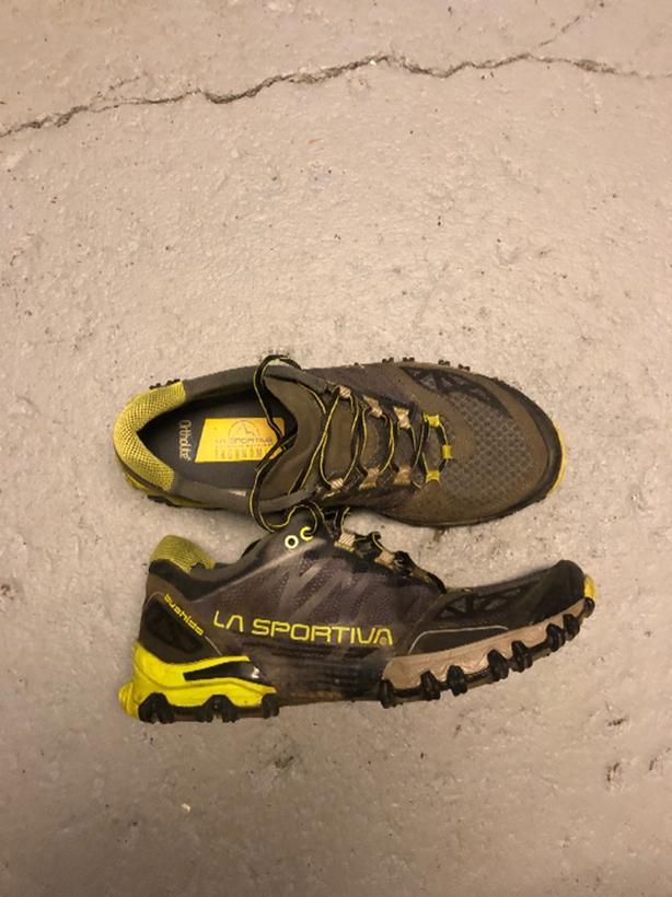 La Sportiva Bushido trail runners