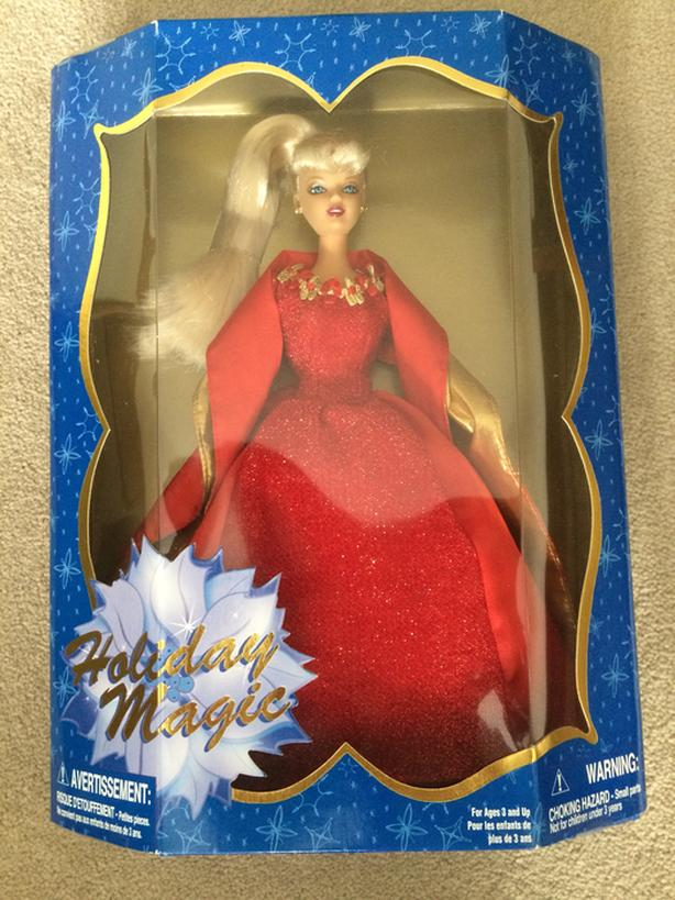 Holiday Magic Doll