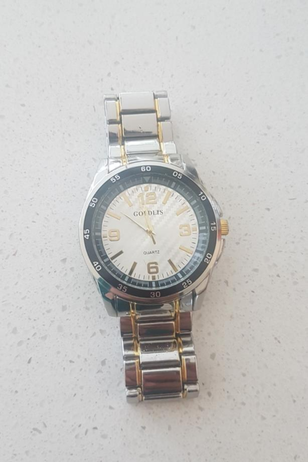 GOLDLIS MINT CONDITION WATCH
