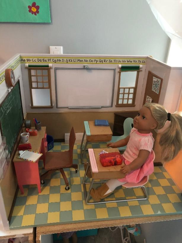 Our Generation Doll Classroom
