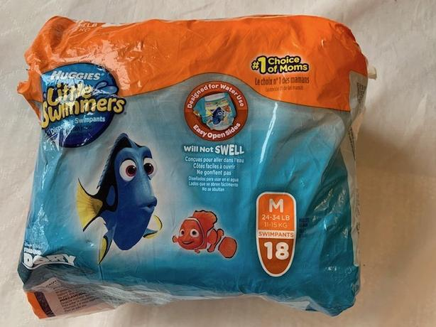 FREE: Swim Diapers