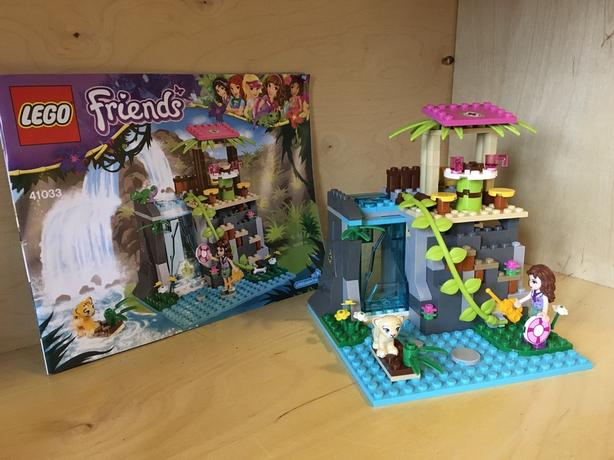 Lego Elves - Jungle Rescue Set #41033