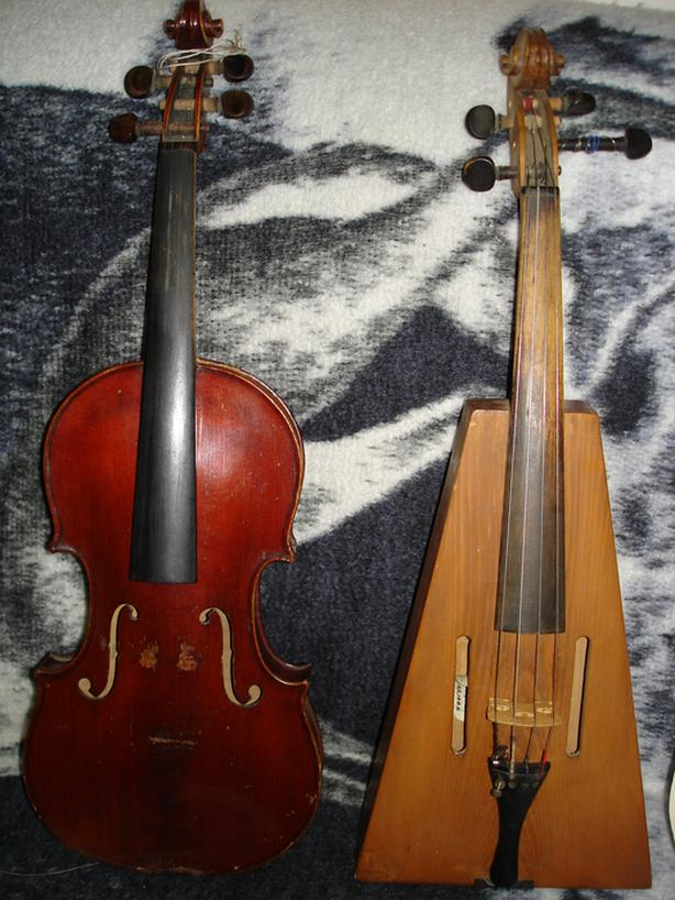 wanted violin parts