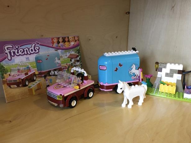 Lego Friends - Emma's Horse Trailer