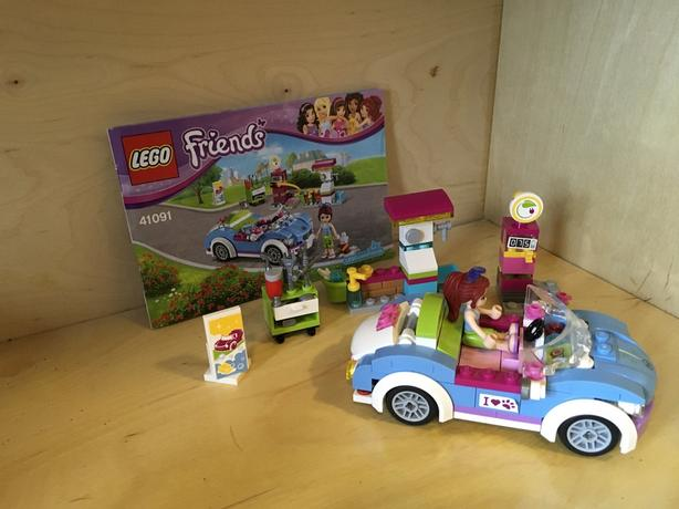 Lego Friends - Mia's Roadster #41091