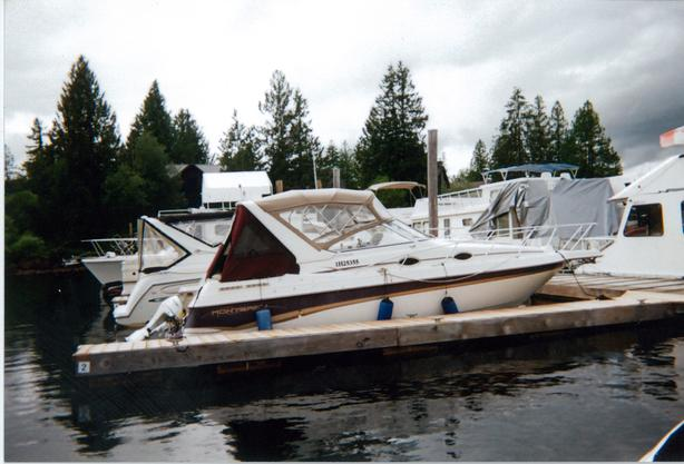 1998 Monterey # 276 Cruiser