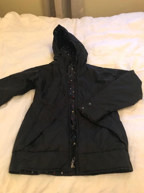 Burton women's winter jacket, xs, almost new