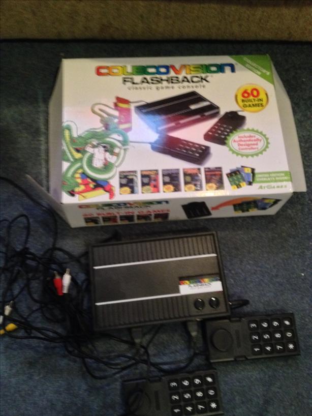 Colecovision Flashback Console