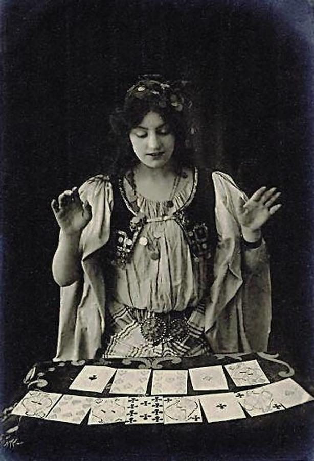 Cartomancy readings by email.  Spring special 25% off!