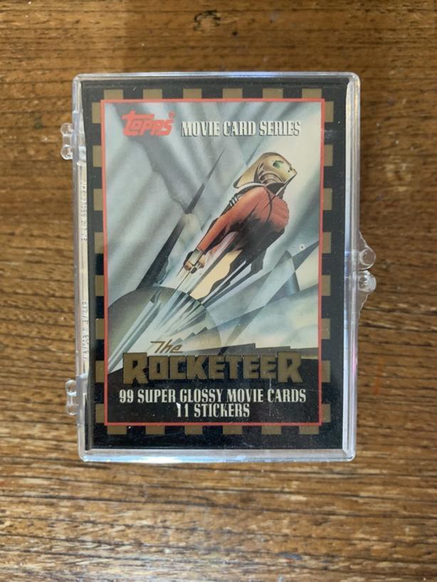 Rocketeer Card Set