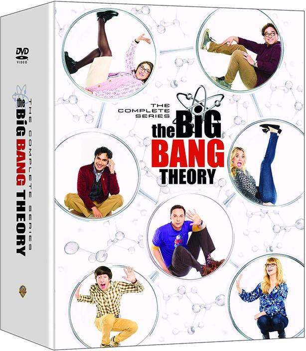 The Big Bang Theory: The Complete Series on DVD (Brand New)