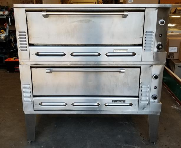 Garland Double-Stacked Deck Oven