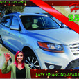 2011 Hyundai Santa Fe GLS AWD - On Sale Now !