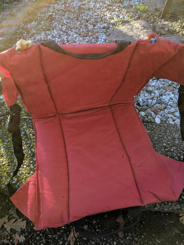 FREE: Folding Festival Chair