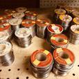 23 -1 pound rolls of solder