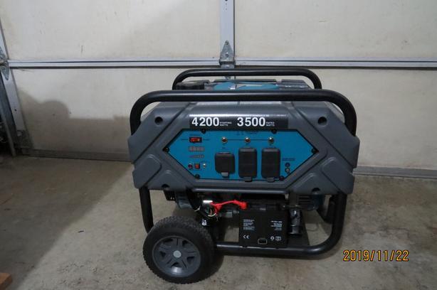 Yardworks Portable Generator
