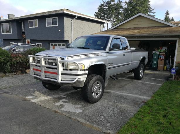 For Sale or Trade Dodge Ram 2500