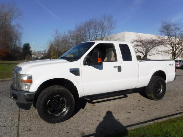 2008 Ford F-250 SD XLT SuperCab 6.5 foot  Box 4WD