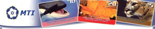Prepaid Card Distributorship