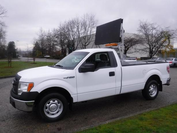 2014 Ford F-150 8-ft. Bed 2WD Ecoboost
