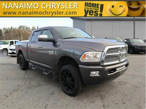 2015 Ram 3500 Longhorn Limited No Accidents