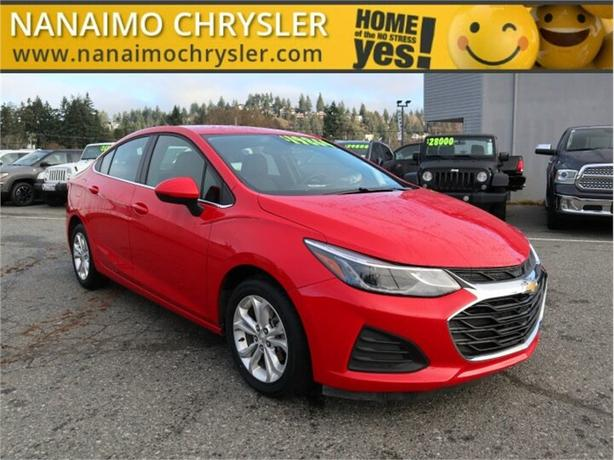 2019 Chevrolet Cruze LT No Accidents Heated Seats