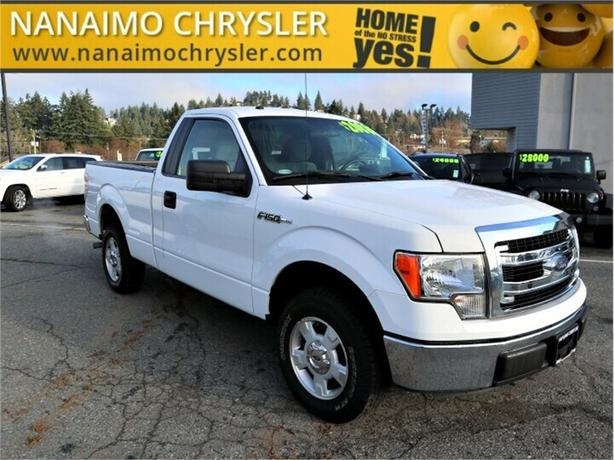 2014 Ford F-150 XL No Accidents Low Kilometers