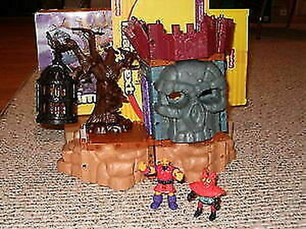fisher price imaginext goblin's dungeon