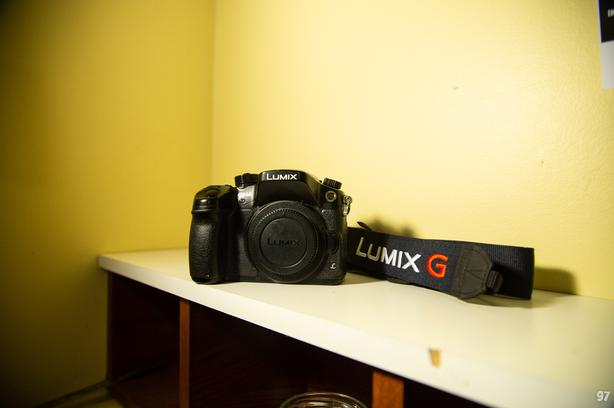 Lumix GH4 (body)