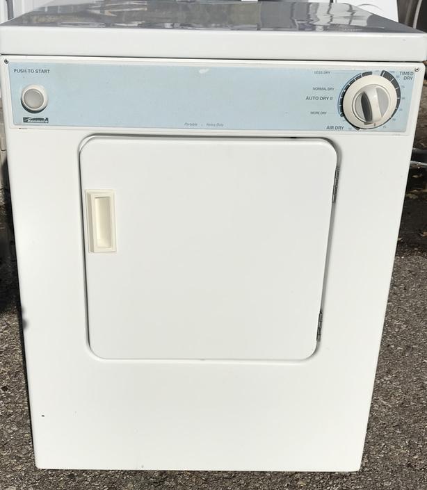 Compact 110 Volt Dryer