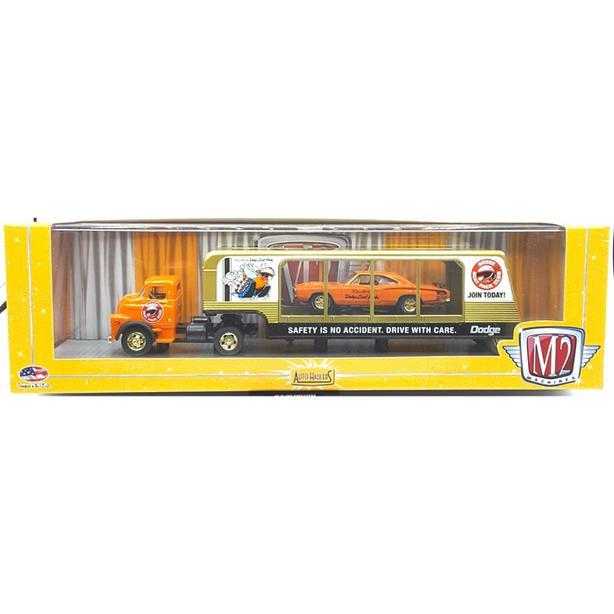 M2 Auto Haulers Dodge Superbee Gold Chase