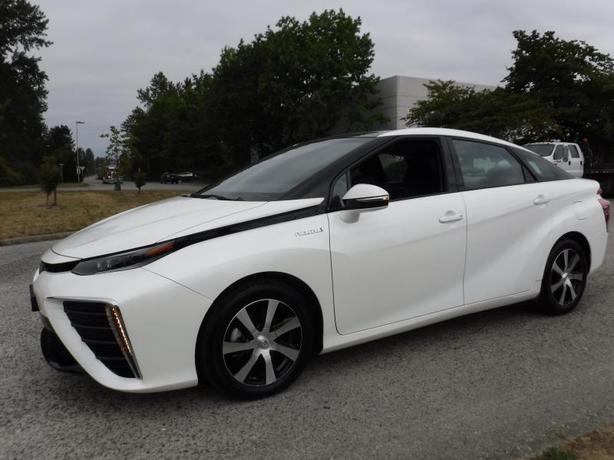 2016 Toyota Mirai Sedan Hydrogen Fuel Cell