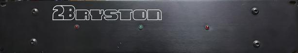 BRYSTON 2B Power Amplifier